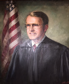 Justice James E. Alderman