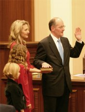 Justice Canady Oath