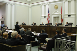 Oral Argument at the Florida Supreme Court