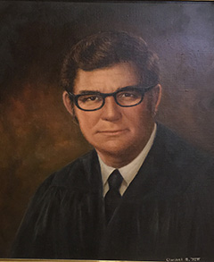 Justice Wade L. Hopping