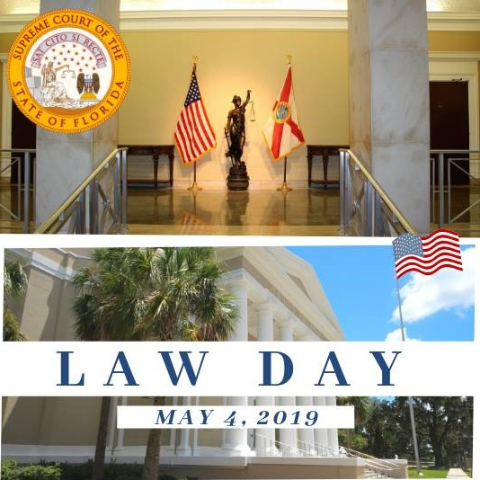 Law Day Event, May 4, 2019