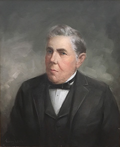 Justice Henry Laurens Mitchell
